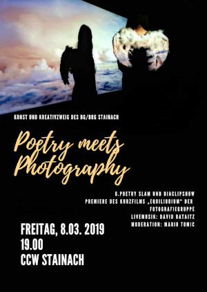 Poetry meets photography Plakat 2019 k